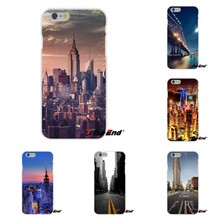 I Love New York City NY Greatest Soft Silicone Case For iPhone X 4 4S 5 5S 5C SE 6 6S 7 8 Plus Galaxy Grand Core Prime Alpha(China)