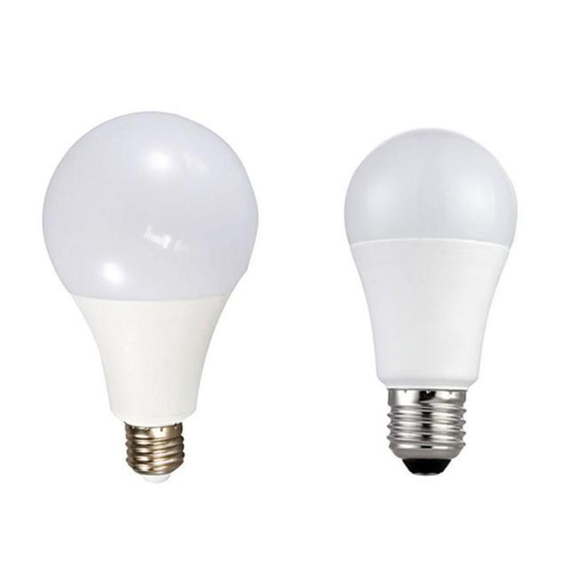 US $3 06 28% OFF|Plastic Aluminium Radar Sensor Lamp Radar Induction Bulb  For Stair Hallway Night Light Lighting Motion Sensor LED Lamp-in LED Bulbs  &