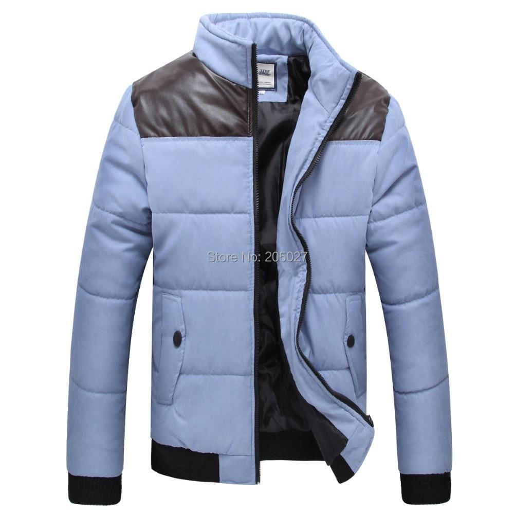 2014 Winter Brand New Men Winter Jackets Plus Size 3XL