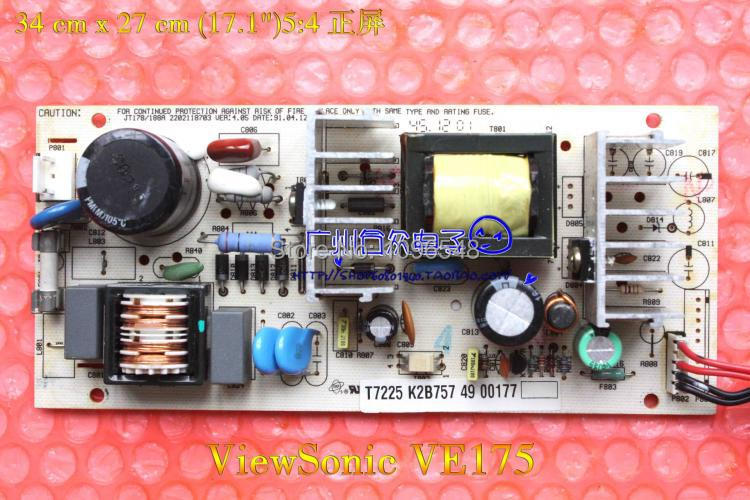 Free Shipping>Original 100% Tested Working VE175 Power Board 2202118703 free shipping for acer tmp453m nbv6z11001 ba50 rev2 0 motherboard hm77 tested