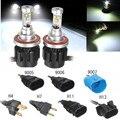 2x de Alta Potencia LED Bombillas de Los Faros H4 H7 H11 H13 9005 HB3 9006 HB4 9007 HB5 60 W Delantero Auto Bombillas Linterna Del Coche Bombillas de Repuesto