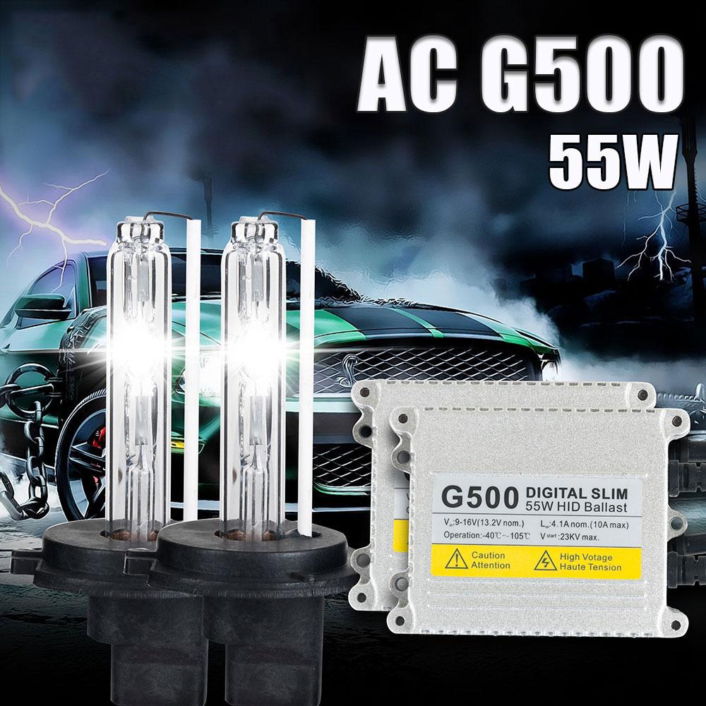 12v 55w kit xenon H7 H1 H3 H4 H11 H8 H9 H11 HB3 HB4 9005 9006