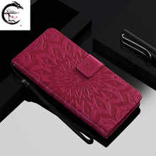 Leather Case Flip Cover voor Samsung Galaxy C9 Pro C9000 c9pro PU Telefoon Portemonnee Houder Gevallen Card Pocket Slots Die coque Capa(China)