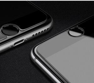 Image 5 - Verre trempé 2.5D pour iphone 7 protecteur décran demi protection décran pour iphone 4 5 6 6s plus 7 7plus 8 8plus X film de verre