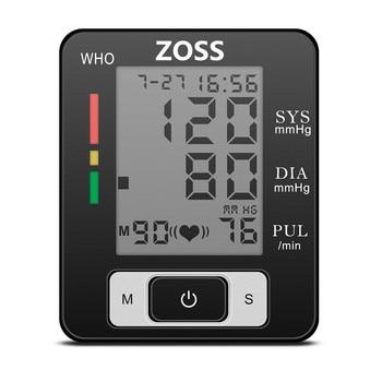 Тонометр ZOSS с голосовым сопровождением на русском языке 2