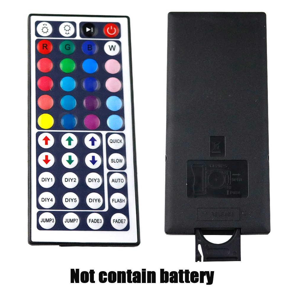 DC5V USB RGB светодиодный контроллер 44key 12A RF Беспроводной мини-пульт дистанционного управления для RGB 3528 5050 smd светодиодный полосы ленточное освещение 0,5 м-5 м