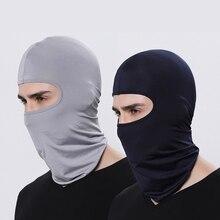 WOSAWE интегрированные мотоциклы Балаклава маска для лица для велосипеда велосипедная шапка бандана спортивные шапки полное покрытие лицевой щит Мотокросс головные уборы