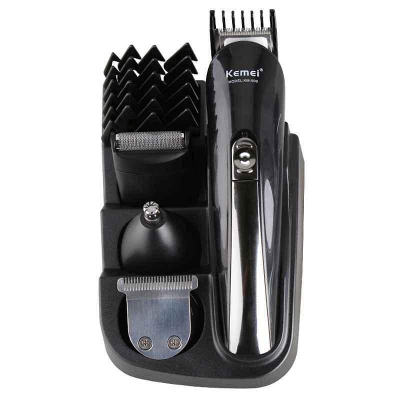 Многофункциональная Бритва для стрижки волос Kemei KM-500