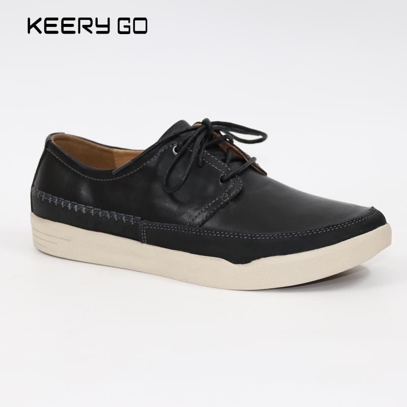 2017 new arrival 100% leather casual shoes Super comfortable shoes new arrival 100