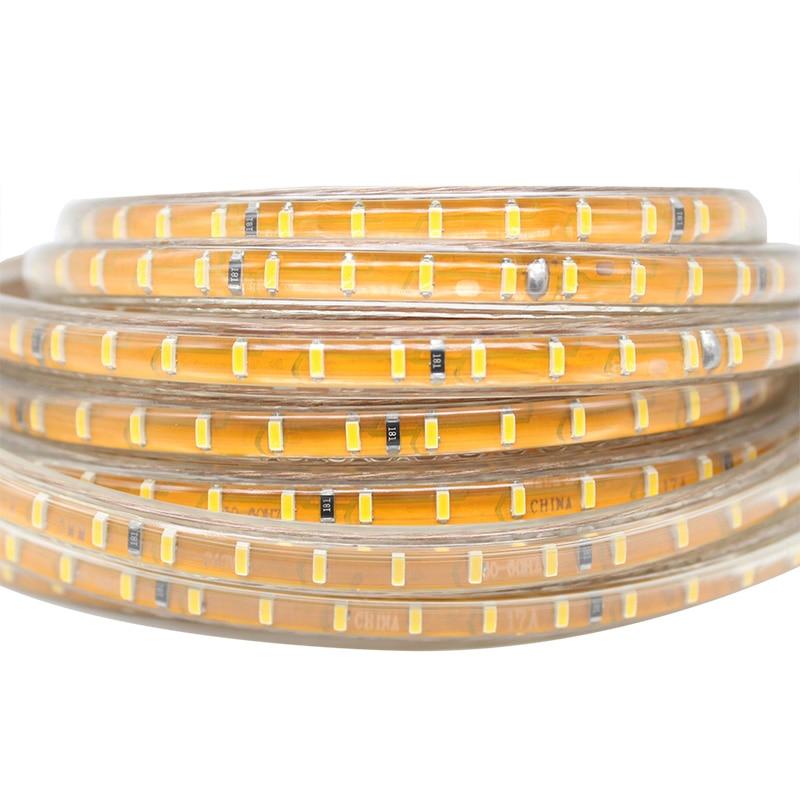 LAIMAIK LED Strip Lights Vattentät med ON / OFF switch AC220V - LED-belysning - Foto 4