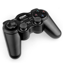 Wired Gamepad Joystick USB2.0 Shock Joypad Gamepads Game Controller For PC Laptop Computer Win7/8/10/XP/Vista thin client computer pc share terminal with 800mhz 32 bit wifi microphone touchscreen win7 vista supported
