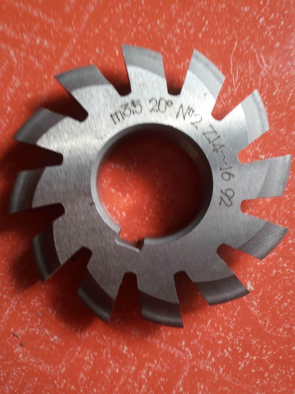 1PC Sold separately Module 3.5 PA20 Bore27 1#2#3#4#5#6#7#8# Involute Gear Cutters M3.5