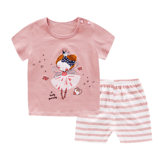 Casual clothing set for babies