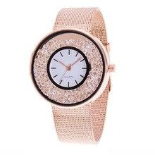 Quartz Automatic Watch Brand New Quartz Watch Leather Strap Women Wrist Watch Korean Relogio Feminino