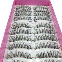 10 Pairs Black Natural Long False Eyelashes High Quality Handmade Extensions Thick Lashes cheap Makeup Tools Cosmetic
