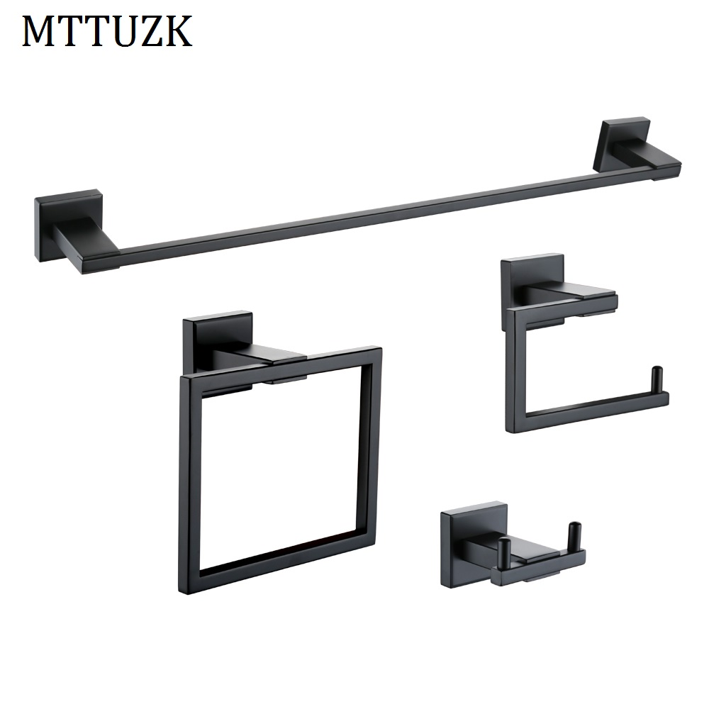 Mttuzk 304 Stainless Steel Matt Black
