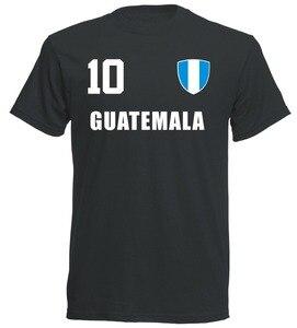 2019 футболка в стиле Trikot Fubball Nummer All 10 Sporter Footballer Soccers 2019 Модная хлопковая футболка с коротким рукавом