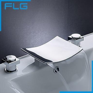 Online Get Cheap  Piece Bathroom Faucet Aliexpresscom Alibaba - 3 piece bathroom faucet