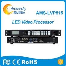 Controlador de vídeo AMS-LVP815 para HQ levou exibição comparar com Magnimage 550 apoio novastar Linsn sistema de controle Colorlight