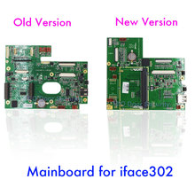 Mainboard for iface302 Facial Recognition Access control timeattendnace Motherboard 100% New Original Board for ZKTeco Iface302