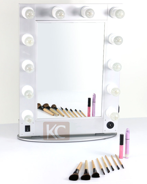 Simple and decent beautiful personalized multifunction makeup mirror ...
