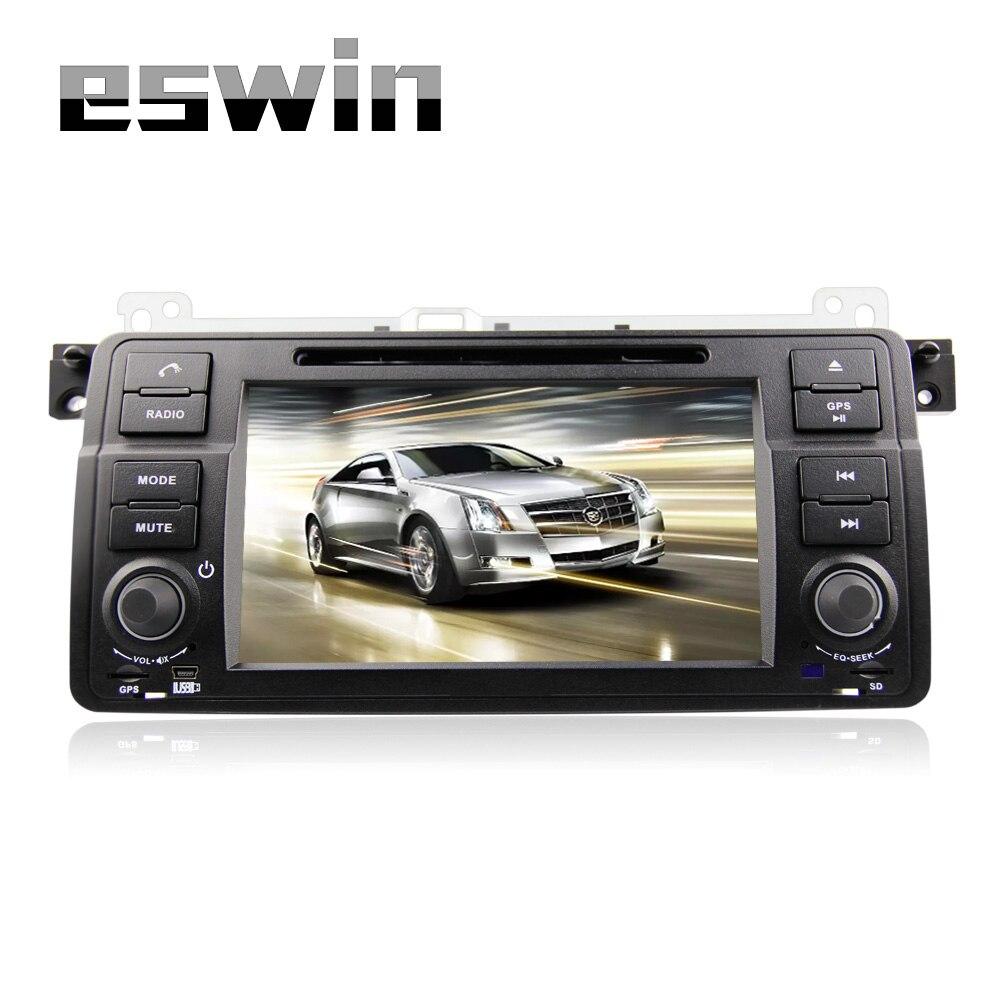 Stero Car Multimedia Reproductor de DVD de Radio Auto Para BMW M3 1998-2006 E46