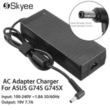 5.5mmx2.5mm Replacement AC Adapter Power Supply Charger Cord For ASUS G74S G74SX