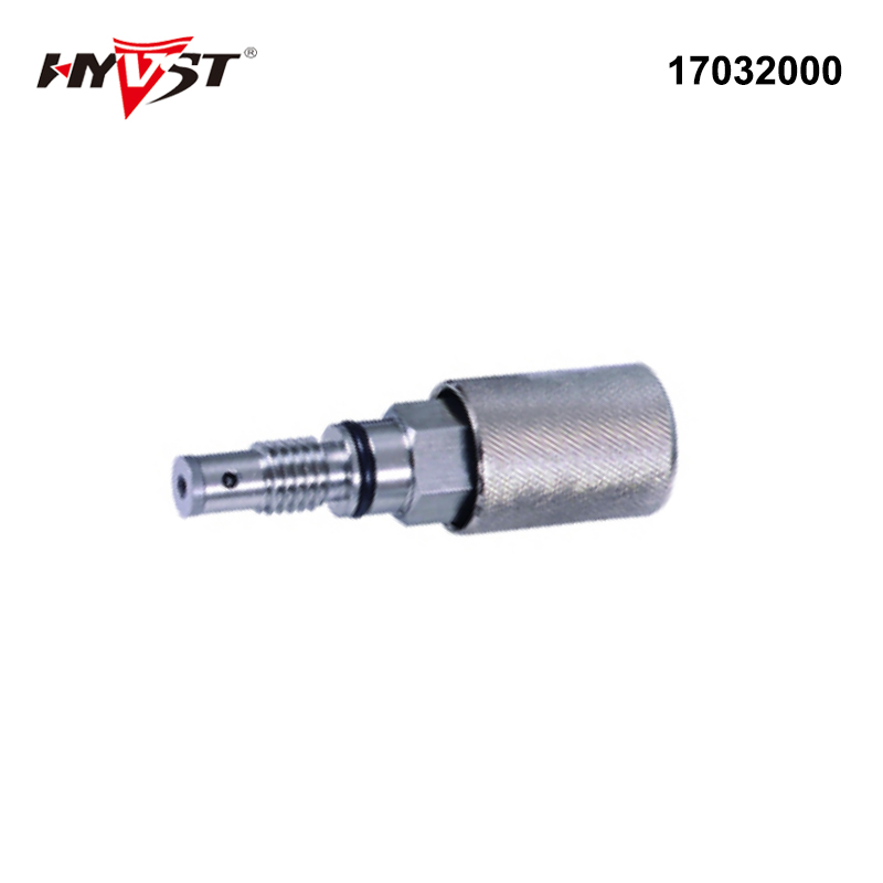HYVST spray paint parts Pressure control valve assembly for SPX1150-210, SPX1100-210(H) 13mm male thread pressure relief valve for air compressor