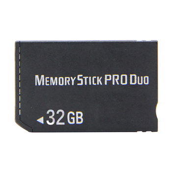 H2testw Memory Stick HX For PSP Accessories 8GB 16GB 32GB MS Pro Duo Memory Card Full Real Capacity