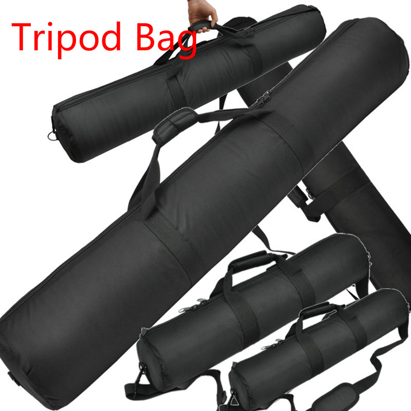 Tripod bag black 35cm 45cm 55cm 65cm 75cm 85cm 90cm 100cm Padded Strap Camera Tripod Carry Bag Travel Case For Velbon SLR