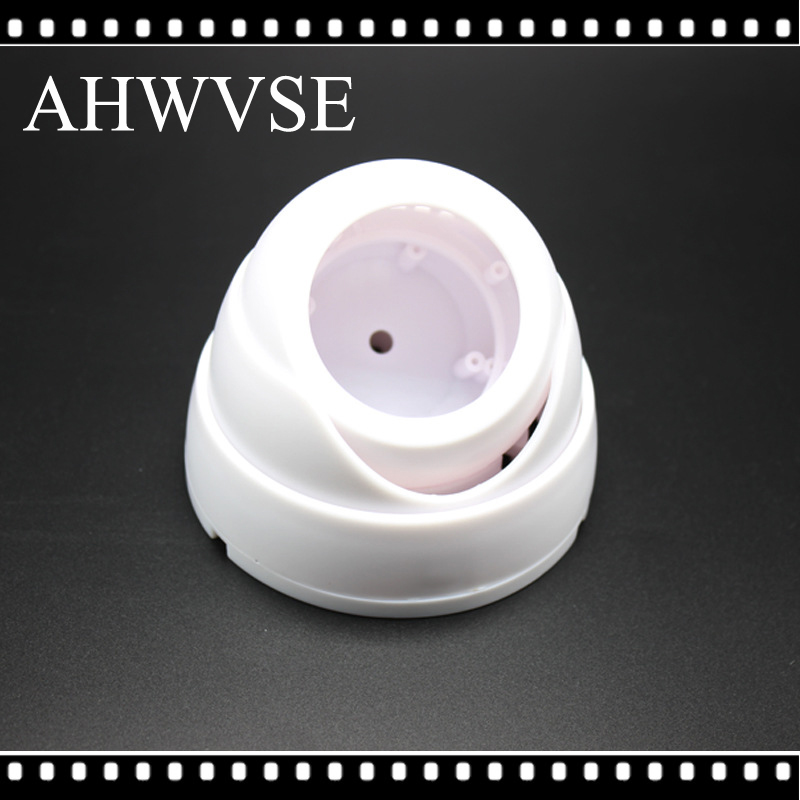 CCTV Dome Camera housing indoor Camera Case CCTV Camera Indoor Plastic Housing Cover Case wistino cctv camera metal housing outdoor use waterproof bullet casing for ip camera hot sale white color cover case