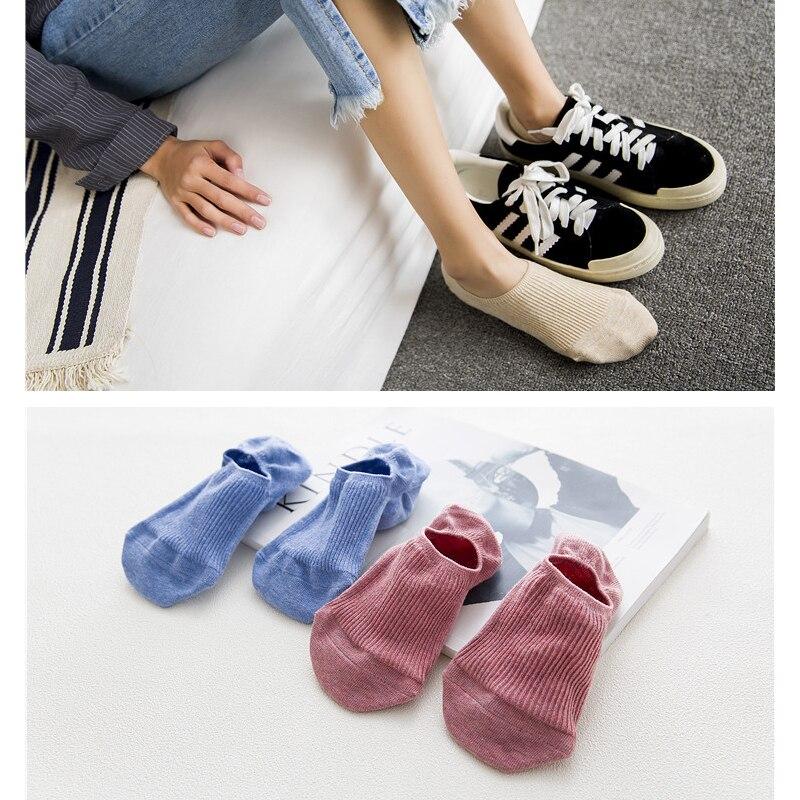 1 Pair Invisible Summer Short   Socks   Non-slip low cut ankle   socks   Silicone boat   Socks   Slipper   Socks   for Women Girls Wholesale