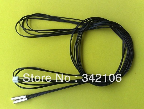 Free Shipping!!   10pcs 3m NTC 10K 10K+-1% 3435 Temperature Temp Sensor Probe Thermometer Waterproof Module Sensor