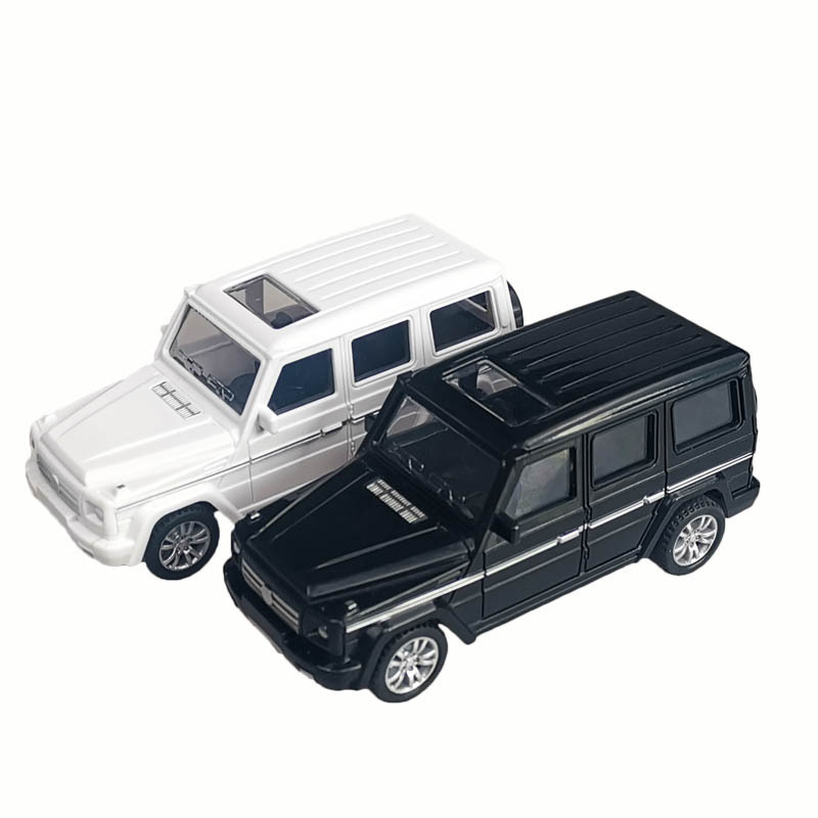 2019 Simulation Model Pull Back Car Mercedes Off road Car Cake Decoration Classic Car Beetle Child Car Toy Toys for Children in Diecasts Toy Vehicles from Toys Hobbies