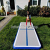 Pista de gimnasia inflable, colchoneta de caída, Material DWF, pista de aire inflable, 3x1x0,2 m, Envío Gratis