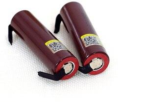 Image 2 - Liitokala 100% Yeni 18650HG2 HG2 18650 3000 mAh şarj edilebilir pil 3.6 V Deşarj 20A Piller Güç + DIY Nikel