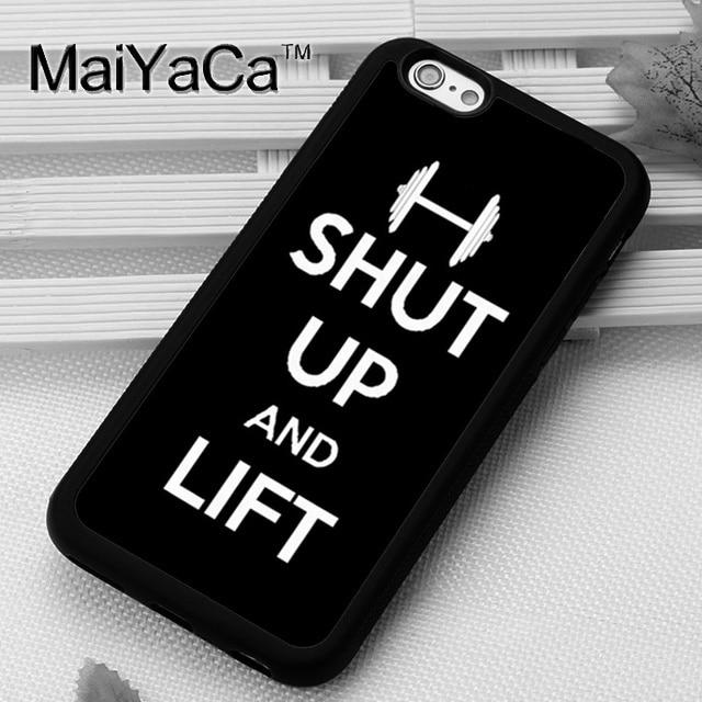 gym iphone 6 case