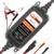 MOTOPOWER Mantenedor Carregador de 6 V 12 V Da Bateria Da Motocicleta de Carro Automático Para todos os tipos de baterias de chumbo ácido