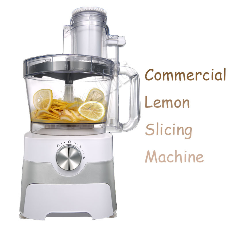 Commercial Lemon Slicing Machine Electric Fruit Slicer Home Lemon/Orange Slicing Machine GS880Commercial Lemon Slicing Machine Electric Fruit Slicer Home Lemon/Orange Slicing Machine GS880