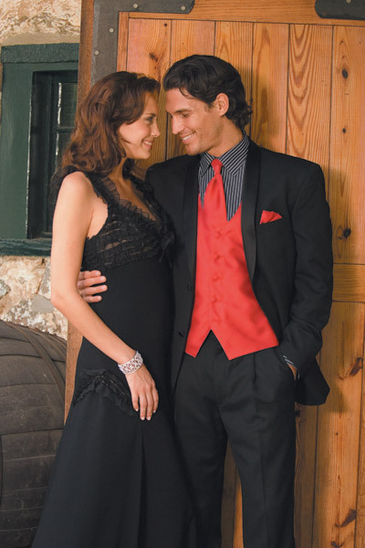 Online Get Cheap Red and Black Tuxedo for Prom -Aliexpress.com ...