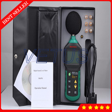 Big discount MASTECH MS6701 Digital Sound Level Meter with measuring range 30dB~130dB