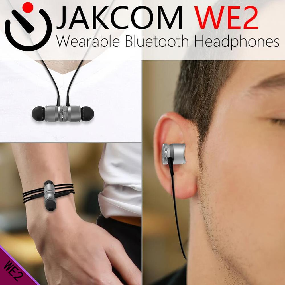 JAKCOM WE2 Smart Tragbare Kopfhörer heißer verkauf in Ohrhörer Kopfhörer als xiomi sluchatka