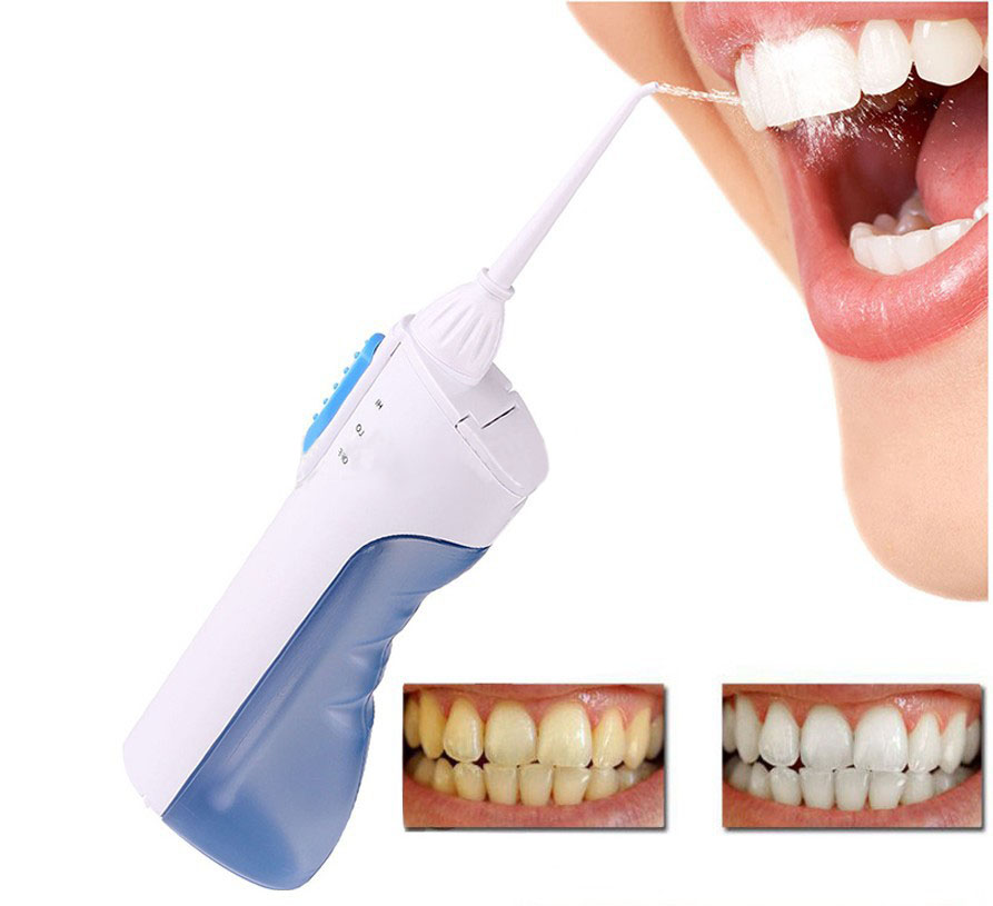 все цены на AZDENT Oral Irrigator Portable Water Dental Flosser Water Jet Cleaning Tooth Mouthpiece Mouth Denture Cleaner Teeth Brush Tools онлайн