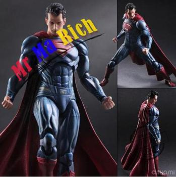 27cm Justice League Batman V Superman: Dawn Of Justice Action Figure Toys Collection Doll Christmas Gift With