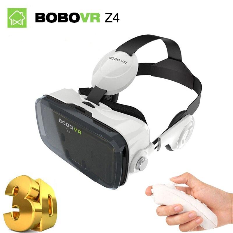 Virtual Reality goggles 3D Glasses Original bobovr Z4 bobo font b vr b font Z4 Mini
