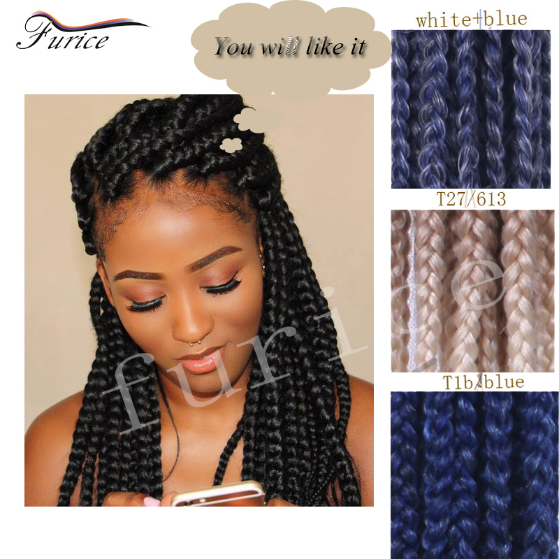 Crochet Box Braids Ombre : Crochet-Box-Braids-Hair-Blonde-Hair-Extensions-3X-Box-Crochet-Hair ...
