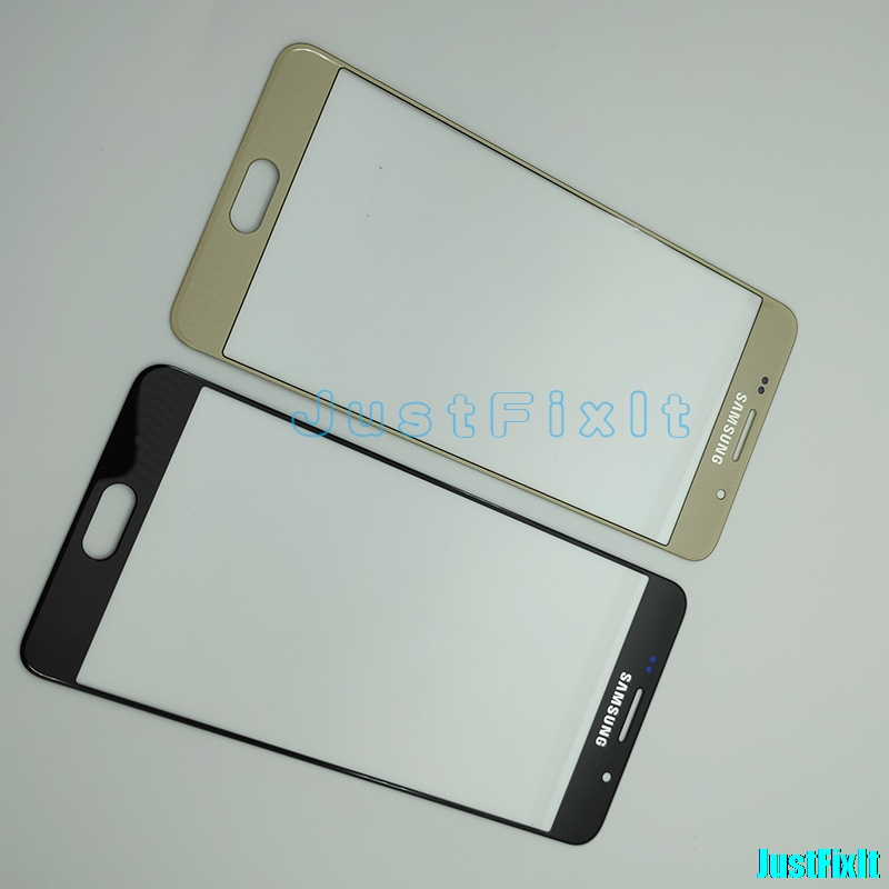 A5 2016 A510 Front Glass Cover For <font><b>Samsung</b></font> Galaxy A5 2016 A510 A510M SM-<font><b>A510F</b></font> <font><b>A510F</b></font> <font><b>Lcd</b></font> Display Outer Glass Lens Part image