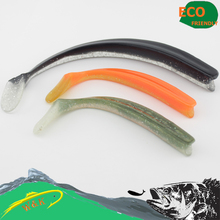 22 cm soft fishing lure for sea trout fishing–soft bait #H0902-220