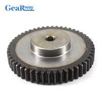 Gear Wheel Metal 1.5Module 70T 45Steel Rc Pinion Gears 10/12mm Bore 1.5 Mould 70Tooth Gear Wheel Spur Gear Pinion