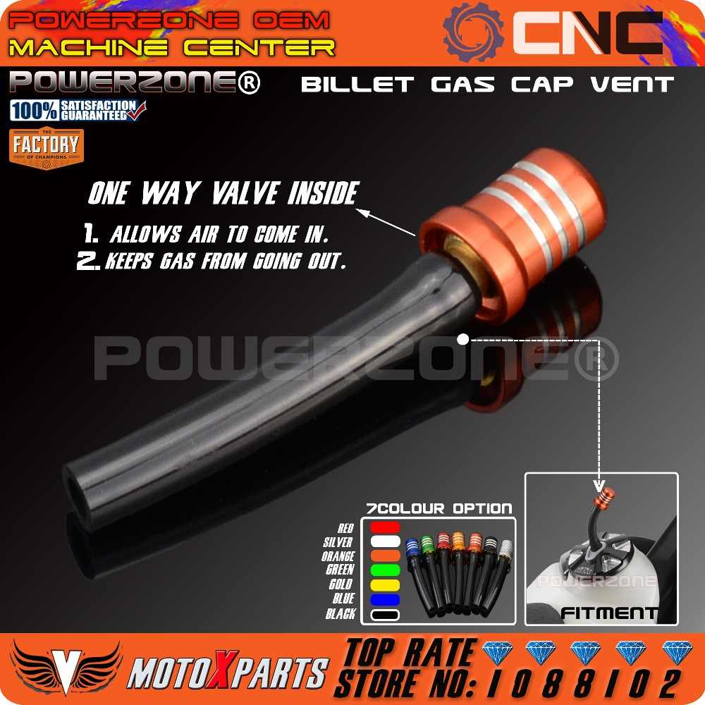 Évent d'huile pour KTM SX F EXC ADV CRF YZF WRF KXF RMZ 125 250 300 350 MX SMR Racing Enduro